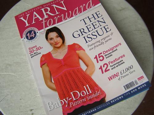 yarn forward