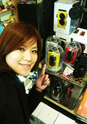 "[tokyo] In ""Superheadz"" @Shibuya !"