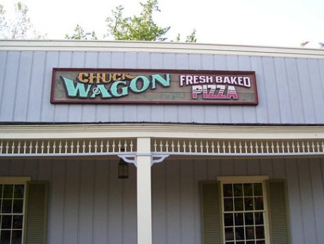 Cedar Point - Chuck Wagon