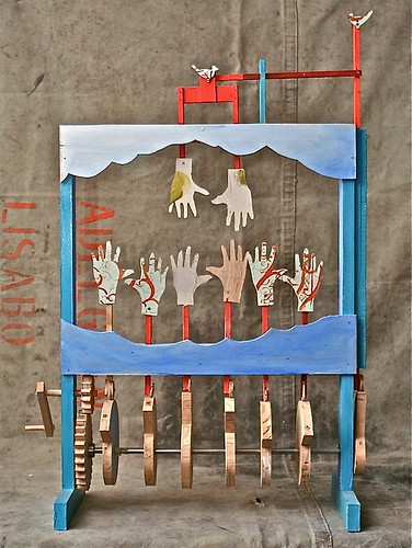 """Tor-Björn Adelgren: """"Reach out"""" (2009)"""