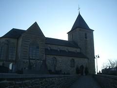 Het kerkje van Berg