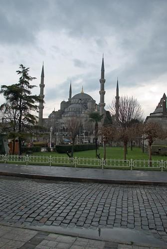 Sultanahmet Camii, Blue Mosque, Sultanahmet square, İstanbul, Pentax K10d