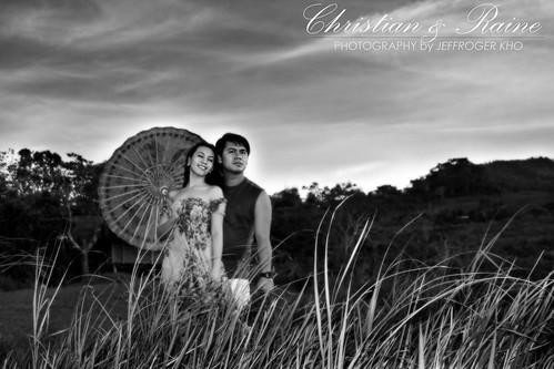 Christian & Raine Prenup