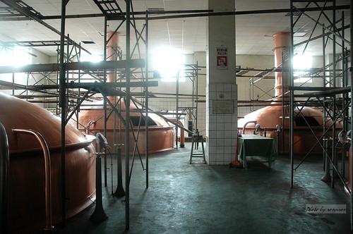 德國製300公石銅製酒桶。