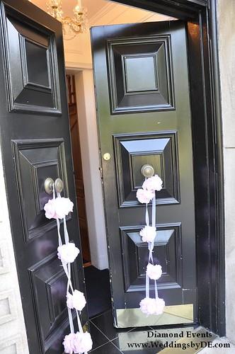 Doors to Newton White Mansion