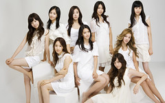 SNSD concept Into the new world