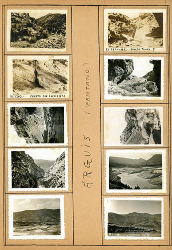 ADACAS - 01: Pantano de Arguis, Huesca. 1921-1924