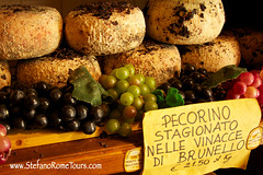 Pecorino di Pienza (Italy)
