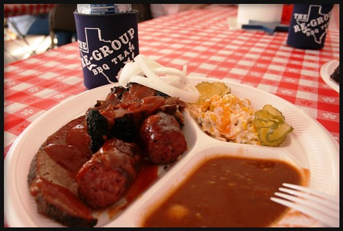 Sausage, Brisket & Ribs: The Holy Trinity