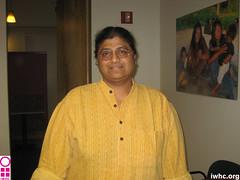 Meena Seshu, Director of SANGRAM