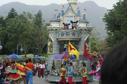 HK Disneyland 08