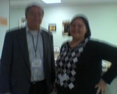Me with Jim Allen
