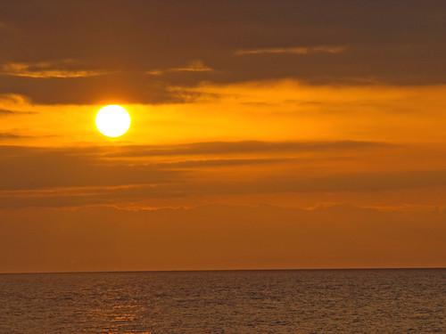 Sunset at San Juan
