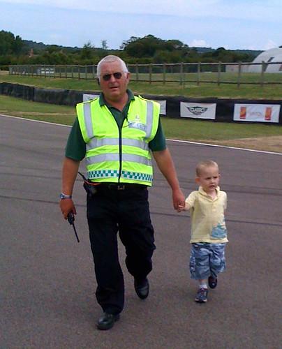 Happy Alex and Granddad