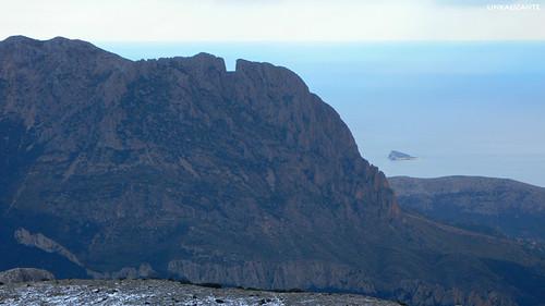 Puig Campana desde Aitana