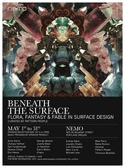 NEMO and Pattern People present BENEATH THE SURFACE