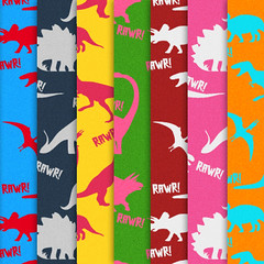 Reek - Dino PJs Color Options