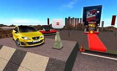 SEAT auto emocion : Challenge Zone