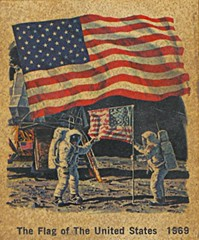 1969 - Flag of the United States