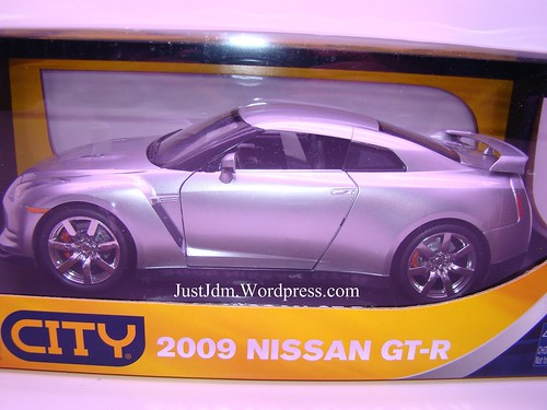 Jada Toys Nissan Skyline R35