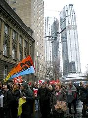 Wir zahlen nicht für eure Krise - Frankfurt (04)