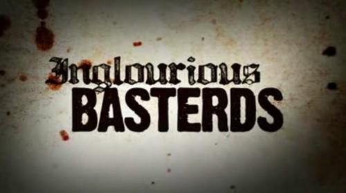 Inglourious Barterds por ti.