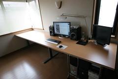 my brandnew desk