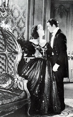 """Greta and Robert Taylor in """"Camille""""..."""