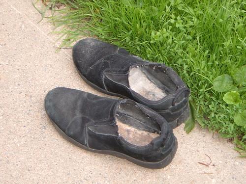 I got my dancing shoes