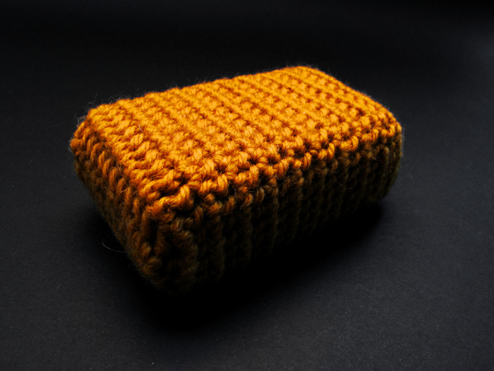Wool Felt Soap