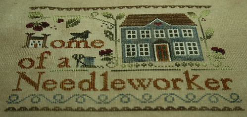 Home Of A Needleworker (Too!)