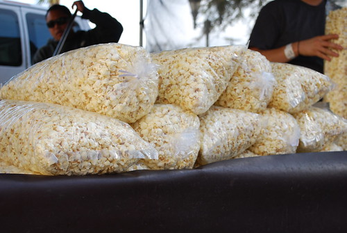 bags of kettle corn