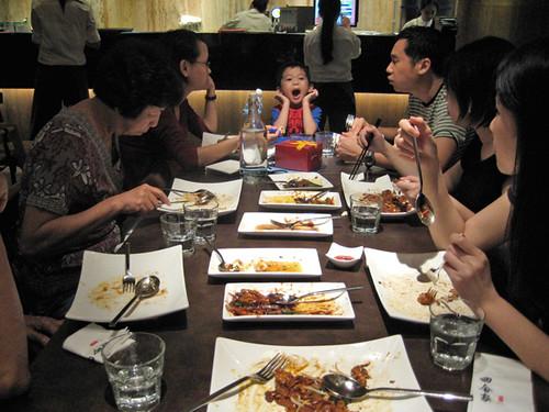 Birthday Dinner 210309