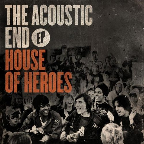 the acoustic end