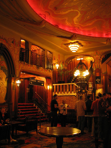 Tuschinski theatre by you.