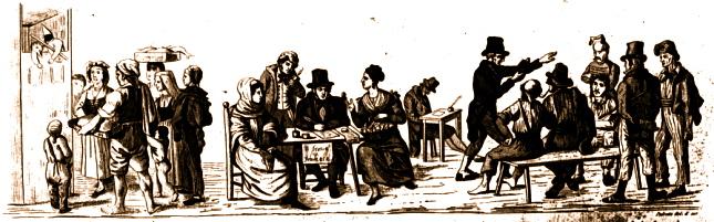 18th century Italian life