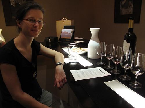 Dégustation de vins argentins à Mendoza