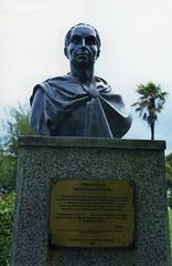 Simon Bolivar in Castro, Chiloe
