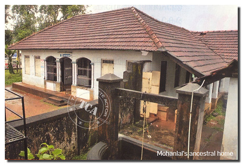 Mohanlal Family home by you.
