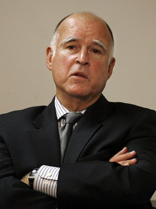 Jerry Brown by Flickr user Freedom to Marry