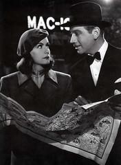 Greta in Ninotchka, 1939