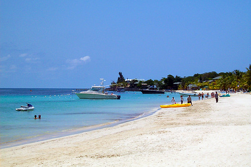 West Bay Beach - Roatan, Honduras