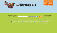 Cool Toys Momentile: TwitterMosaic