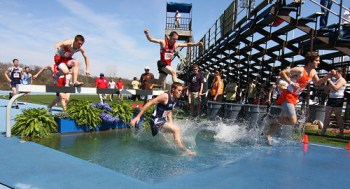 Gina Relays - Steeplechase Water Barrier