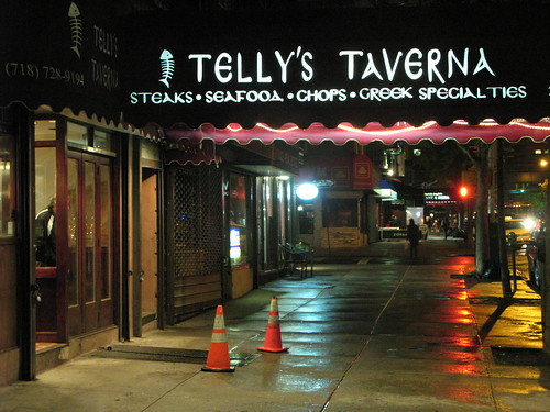Telly's Taverna, Astoria NY by you.