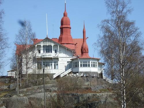 Islands off Helsinki