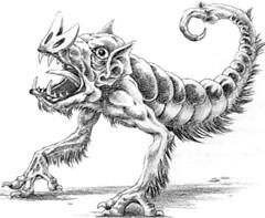 scorpion devil