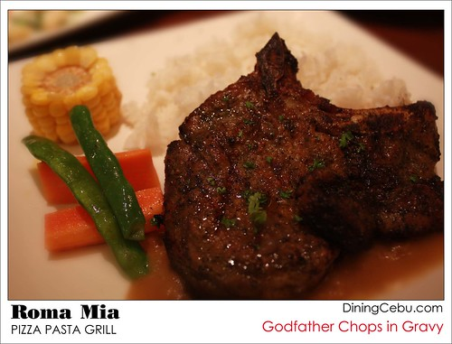 Roma Mia Cebu Philippines Restaurant at Terraces Ayala Center Cebu by Jeffroger Kho Photography