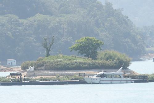 Lalu Island, Sun Moon Lake, Taiwan