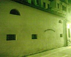 Sad building